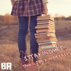 Balla Adrienn-könyvek a Könyvhéten